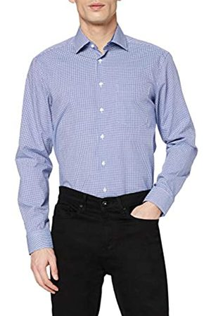 Seidensticker Kariertes Hemd Mit Kent-Kragen Und Einem Hohen Tragekomfort – Regular Fit – Langarm Camisa