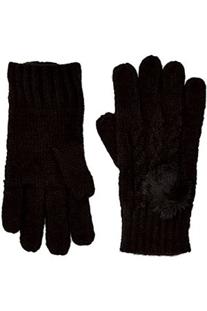 New Look Faux Fur Pom Guantes