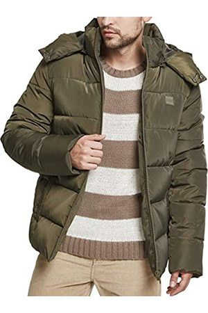 Urban classics Hooded Puffer Jacket Chaqueta