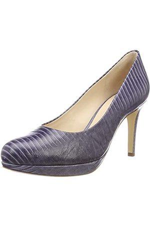 Högl Högl Studio 80, Zapatos con Plataforma para Mujer, (Violett 8000)