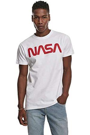 Mister Tee (MISUQ) Mister té (misuq) Hombre NASA Worm tee – Camiseta, Hombre, MT626