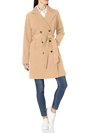 Amazon Water-Resistant Trench Coat Outerwear-Jackets