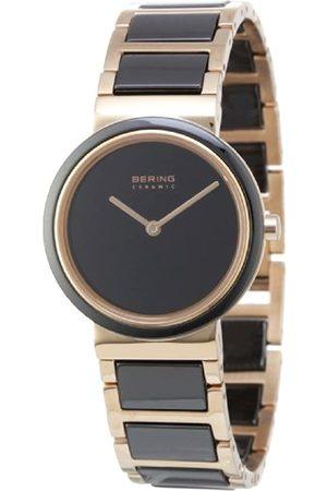 Bering Reloj Analógico para Mujer de Cuarzo con Correa en Acero Inoxidable 10729-746