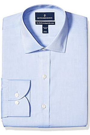 Buttoned Down Xtra-Slim Fit Solid Non-Iron Dress Shirt Shirts