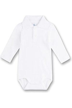Sanetta Body con Cuello de Polo de Manga Larga para bebé