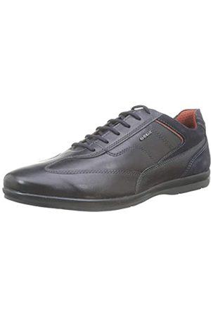 Geox U Adrien B, Zapatos de Cordones Oxford para Hombre, (Navy C4002)