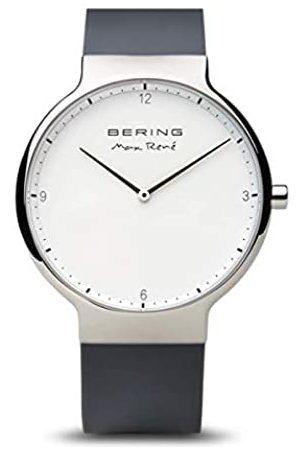 Bering RelojAnalogicoparaMujerdeCuarzoconCorreaenSilicona15540-400