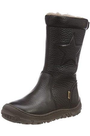 Bisgaard 61024218, Botas de Nieve para Niñas, Black 204