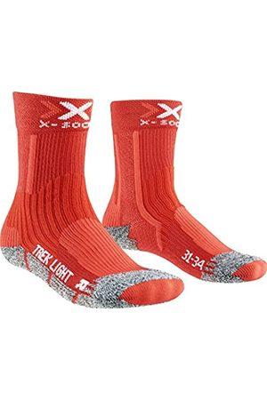 X Socks Niños Trekking Light Junior 2.0 calcetín, Todo el año, Infantil