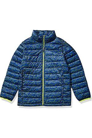 Amazon Boys' Lightweight Water-Resistant Packable Puffer Jacket Outerwear-Jackets