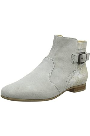 Geox D Marlyna G, Botines para Mujer, (Lt Grey/Silver)