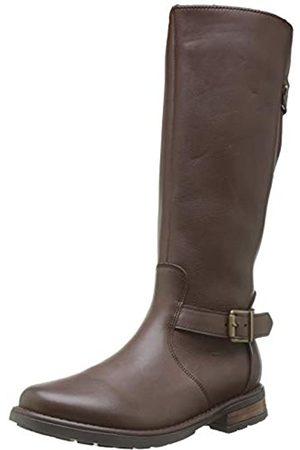 Froddo Children Boot G4160059-1k, Botas de Nieve para Niñas, (Dark Brown I59)