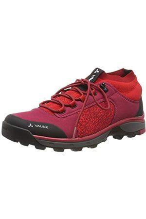 Vaude Hkg Citus, Zapatos de Low Rise Senderismo para Mujer, (Red Cluster 928)