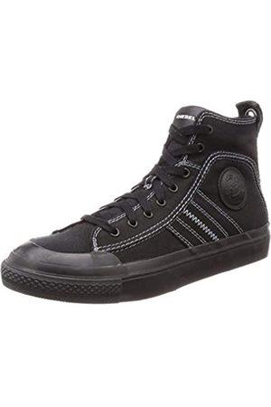 Diesel S-astico Mid Lace, Zapatillas para Hombre, (Black T8013/Pr012)