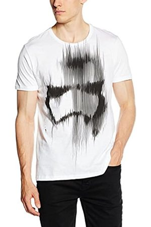 STAR WARS The Force Awakens Adult Male Distressed Stormtrooper Camiseta