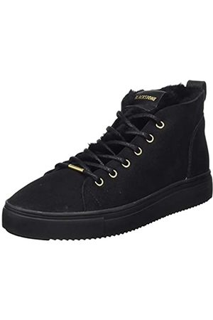 Blackstone Ql48, Zapatillas para Mujer, (Nero Nero)