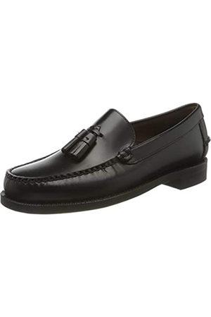 SEBAGO Classic Will, Mocasines (Loafer) para Hombre, (Black 902)