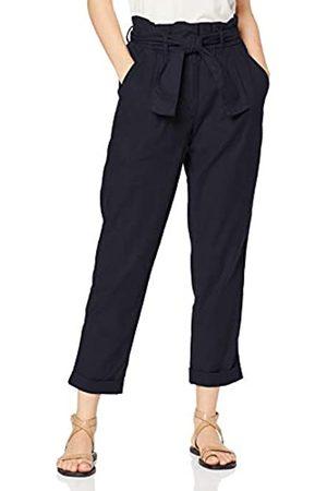FIND AWF-016 Pantalones, Blue (Navy Blazer 19-1923 Tcx))