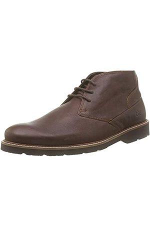 TBS Paxsonn, Zapatos de Cordones Derby para Hombre, (Marron Foncé B8245)