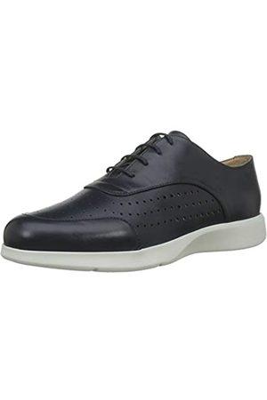 Geox D Arjola C, Zapatos de Cordones Oxford para Mujer