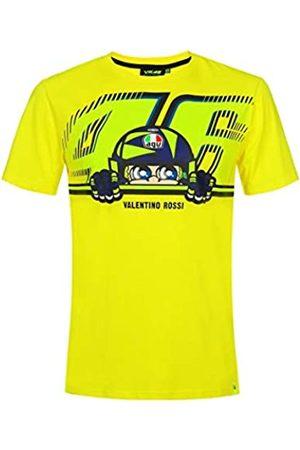VALENTINO Vr46 Classic-Cupolino, T-Shirt Hombre