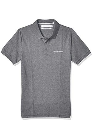 Calvin Klein Stretch Institutional Polo Slim Camisa