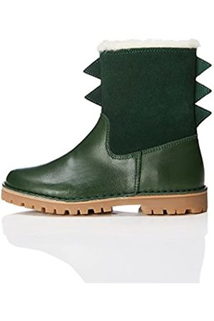 RED WAGON Dino, Botas Unisex Niños, (Green)