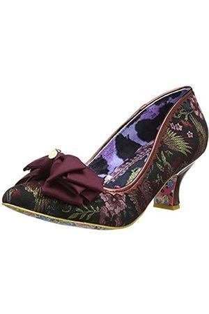 IRRA4|#Irregular Choice Vivienne, Zapatos de tacón con Punta Cerrada para Mujer