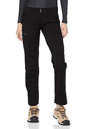Vaude Women's Skomer Capri ZO Pants II Pantalones, Mujer