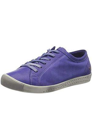 softinos Isla, Zapatillas para Mujer, Violet (Violet 589)