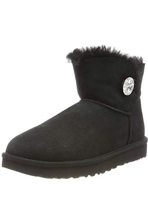 UGG Female Mini Bailey Button Bling Classic Boot