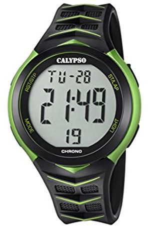 Calypso RelojDigitalparaHombredeCuarzoconCorreaenPlásticoK5730/4