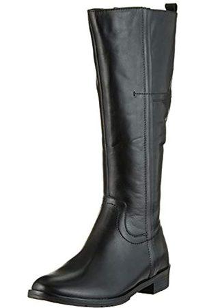 Jana 100% comfort 8-8-25505-23, Botas Altas para Mujer, (Black 001)