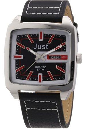 Just Watches 48-S3726-RD - Reloj analógico de Cuarzo para Hombre