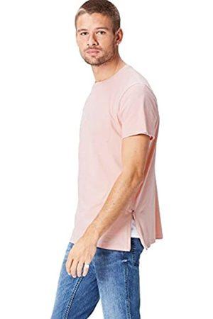 FIND Camiseta con Cremalleras Laterales Hombre