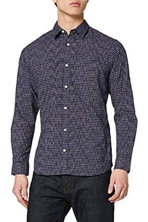 Jack & Jones Jprbludoug Shirt L/s One Pocket Camisa