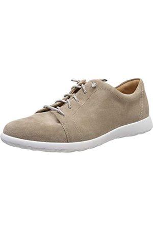 Ganter Gabby-g, Zapatos de Cordones Derby para Mujer, (Taupe 19000)