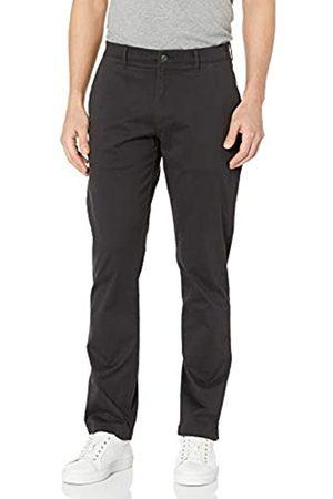 Goodthreads Marca Amazon – – «El pantalón chino perfecto»; pantalón chino de corte entallado, lavado, cómodo y elástico para hombre