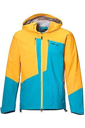 Marmot Huntley Jacket Chubasquero Rígido, Chaqueta, Prueba De Viento, Impermeable, Transpirable, Hombre