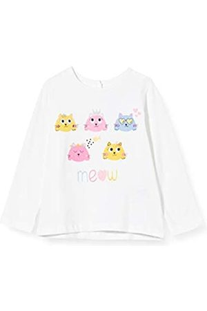chicco T-Shirt Manica Lunga Bimba Camiseta de Tirantes