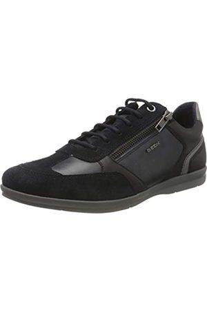 Geox U Adrien C, Zapatos de Cordones Oxford para Hombre, (Navy C4002)