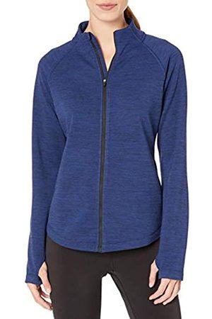 Amazon Fleece Lined Full-Zip Mockneck Jacket Outerwear-Jackets