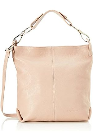 Bags4Less Yenna, Shoppers y bolsos de hombro Mujer, Pink (Nude)