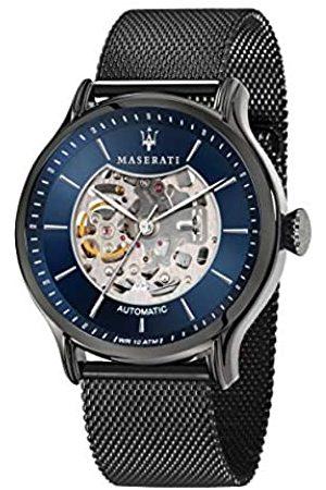 Maserati Reloj Analógico para Hombre de Automático con Correa en Acero Inoxidable R8823118006