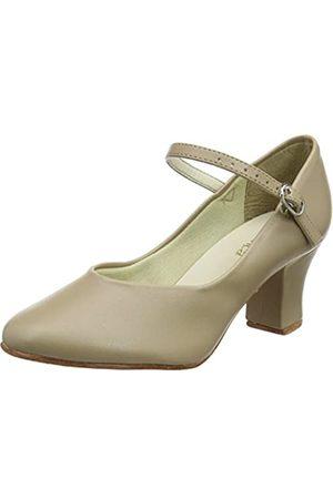 So Danca Ch52 Zapatos de Tap Mujer, (Tan)