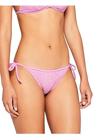 IRIS & LILLY Braguita de Bikini Brasileña con Lazos Laterales Mujer