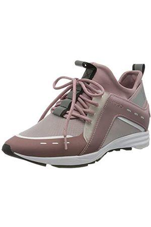 HUGO BOSS Hybrid_Runn_Fd, Zapatillas Altas para Mujer, (Light/Pastel Pink 682)