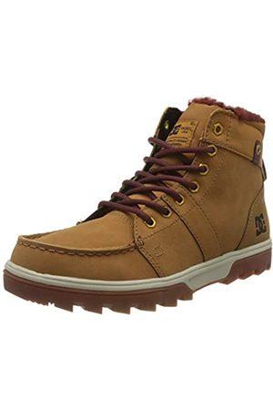 DC Shoes (DCSHI) Woodland-Sherpa Winter Boots for Men, Botas de Nieve para Hombre