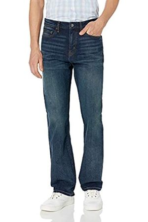 Amazon Straight-Fit Stretch Bootcut Jean jeans