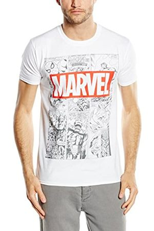 Marvel Mono Comic T-Shirt Camiseta